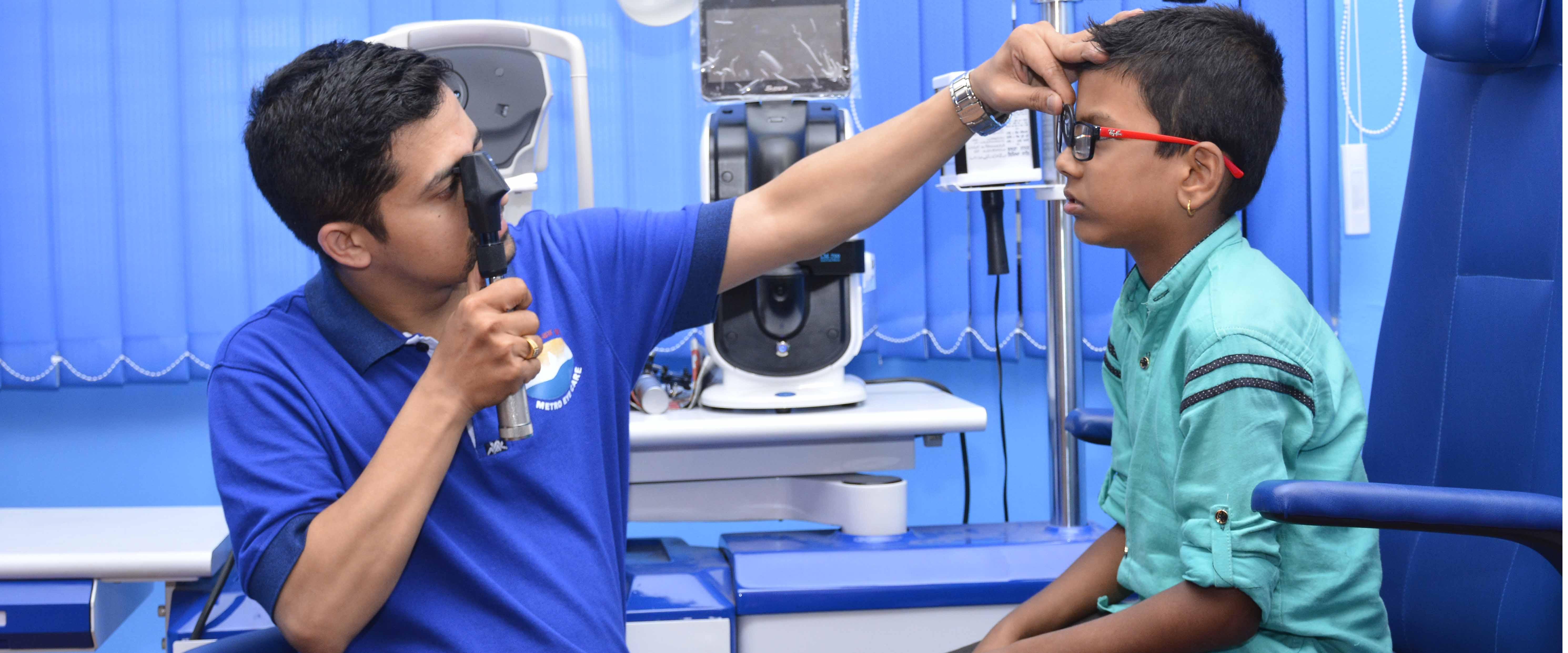 Birendra Mahat, Optometrist