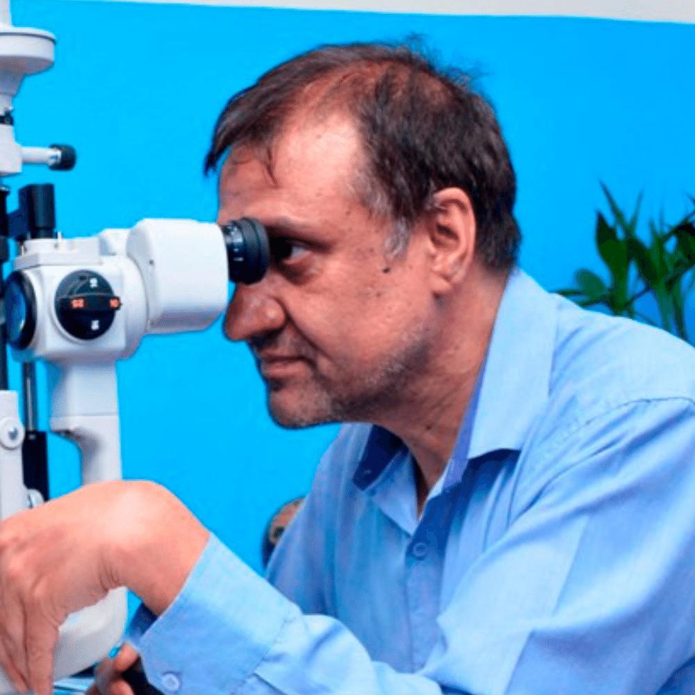 Prof. Dr. Govinda Paudyal <br />MBBS, MD (Ophthalmology) IOM <br />Senior Consultant Cataract and Vitreo-Retina Surgeon